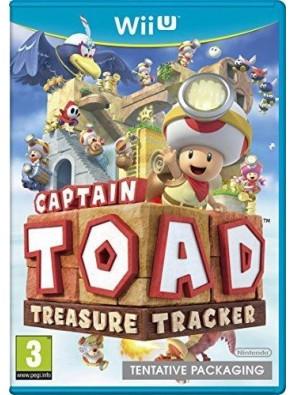 Captain Toad: Treasure Tracker Nintendo Wii U