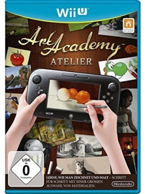 Nintendo Wii U Art Academy Atelier