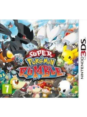 Super Pokémon Rumble 3DS