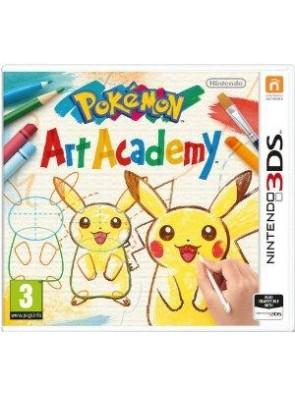 Pokémon Art Academy 3DS