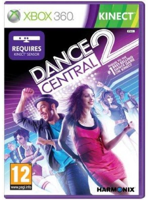 Dance Central 2 - Kinect Compatible Xbox 360
