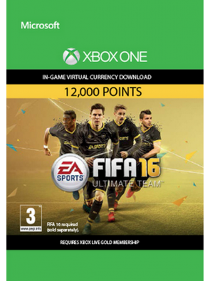 Fifa 16 - 12000 FUT Points (Xbox One)