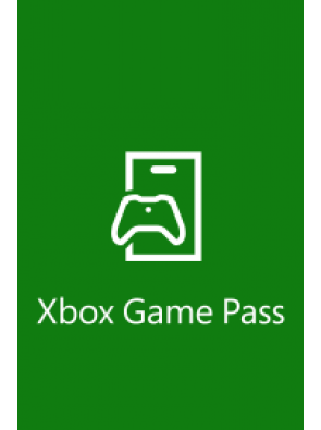 1 Month Xbox Game Pass (Xbox One/360)