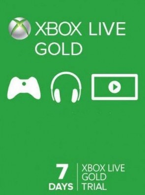 Xbox Live 7 Day Trial Code