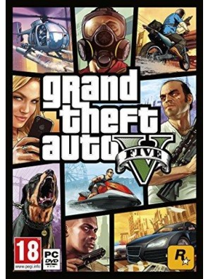 Grand Theft Auto V 5 (GTA 5) PC