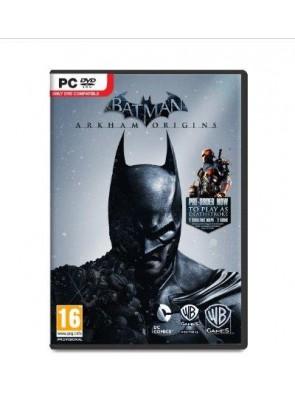 Batman: Arkham Origins PC