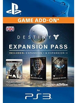 Destiny Expansion Pass PS3 PC