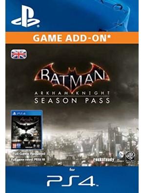 Batman: Arkham Knight Season Pass PS4