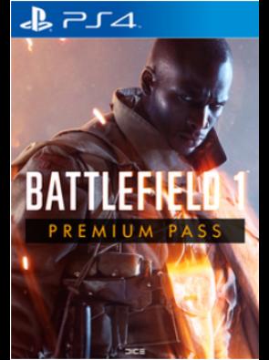 Battlefield 1 Premium Pass PS4