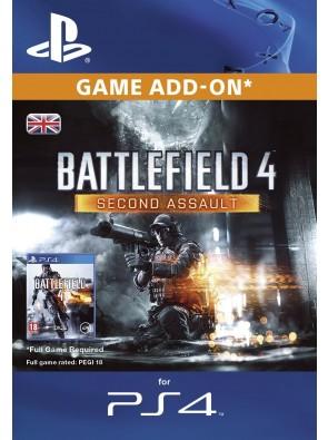 Battlefield 4 Second Assault DLC PS4
