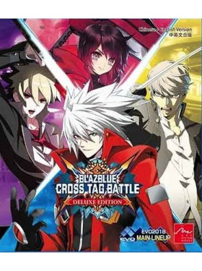 BlazBlue Cross Tag Battle - Deluxe Edition PC