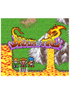 Breath of Fire 3DS - Game Code (ENG)