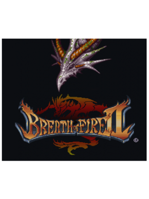 Breath of Fire II 2 3DS - Game Code (ENG)