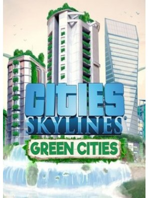 Cities Skylines - Green Cities PC