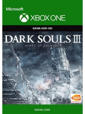 Dark Souls III 3 Ashes of Ariandel Expansion Xbox One