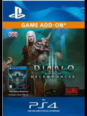 Diablo III: Rise of the Necromancer PS4