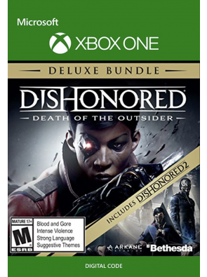 Dishonored: Death of the Outsider - Deluxe Bundle Xbox One