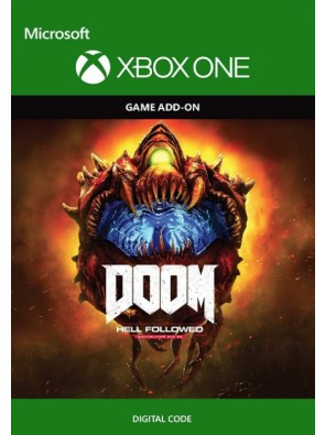 Doom: Hell Followed Expansion Pack Xbox One