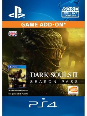 Dark Souls III 3 Season Pass (PS4)