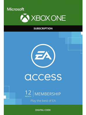 EA Access - 12 Month Subscription (Xbox One)