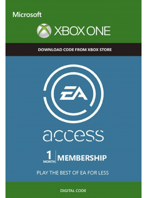 EA Access - 1 Month Subscription (Xbox One)