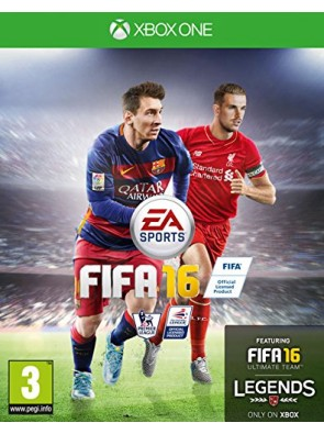 FIFA 16 Xbox One - Digital Code