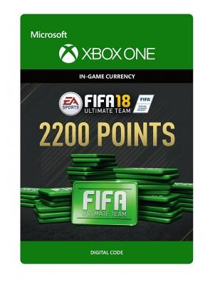 Fifa 18 - 2200 FUT Points (Xbox One)