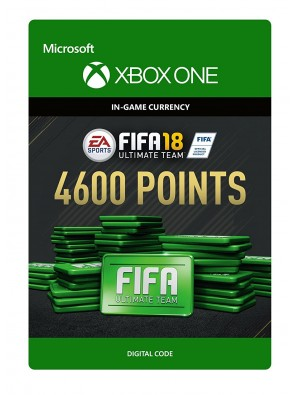 Fifa 18 - 4600 FUT Points (Xbox One)