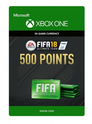 Fifa 18 - 500 FUT Points (Xbox One)