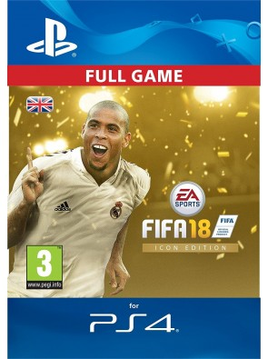 FIFA 18: ICON Edition PS4 UK