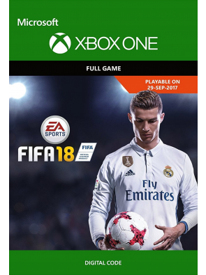 FIFA 18: Standard Edition (Xbox One)