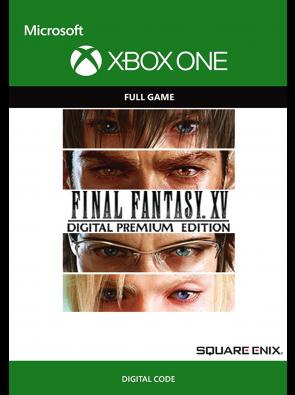 Final Fantasy XV 15 Premium Edition Xbox One