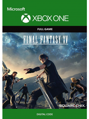 Final Fantasy XV 15 Standard Edition Xbox One