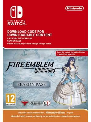 Fire Emblem Warriors Season Pass Switch