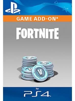 Fortnite - 2,500 ( 300 Bonus) V-Bucks PS4