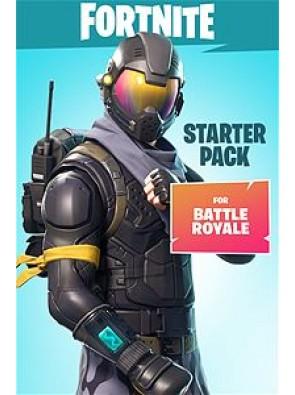 Fortnite Battle Royale Starter Pack PC