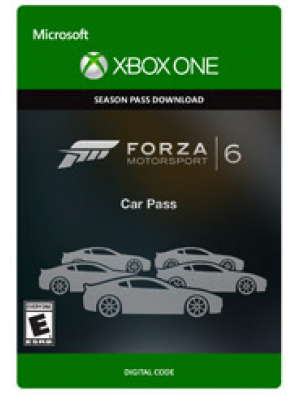Forza Motorsport 6 Car Pass Xbox One - Digital Code