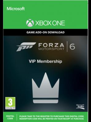 Forza Motorsport 6 VIP Membership Xbox One - Digital Code