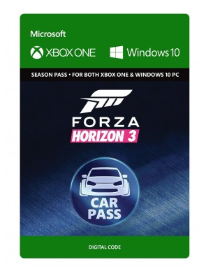 Forza Horizon 3 Car Pass Xbox One/PC - Digital Code