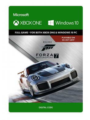 Forza Motorsport 7: Deluxe Edition Xbox One/PC