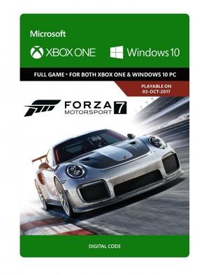 Forza Motorsport 7: Standard Edition Xbox One/PC