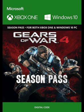Gears of War 4 Season Pass Xbox One