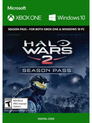 Halo Wars 2 Season Pass Xbox One/PC