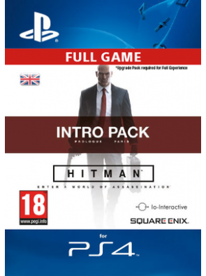 Hitman - Intro Pack - PS4