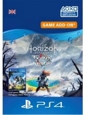 Horizon Zero Dawn: The Frozen Wilds PS4