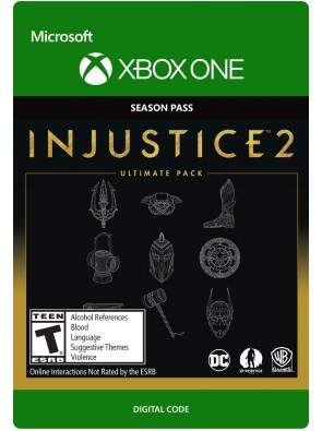 Injustice 2 Ultimate Pack Xbox One