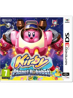 Kirby Planet Robobot 3DS - Game Code