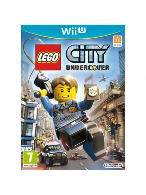 Lego City Undercover Wii U - Game Code