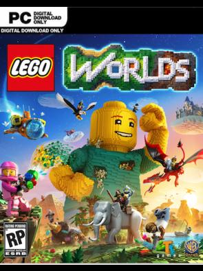 Lego Worlds PC + DLC