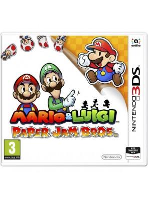 Mario and Luigi: Paper Jam Bros. 3DS - Game Code